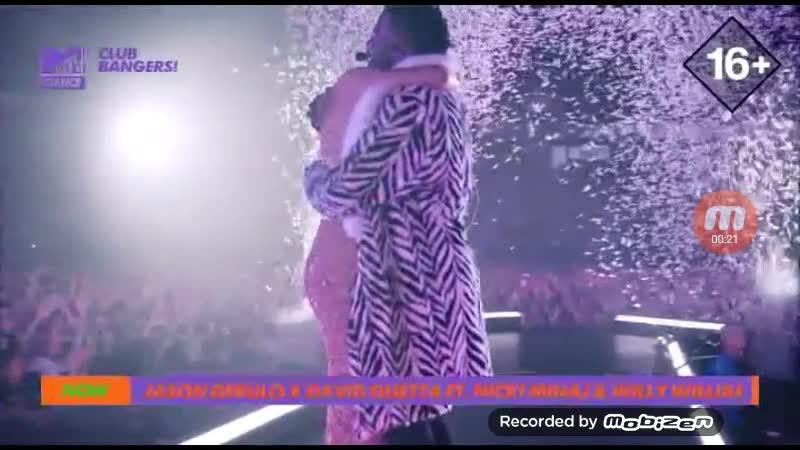 Фрагмент Эфира MTV Dance 01 01 19