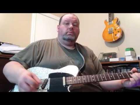 Tele Blues Classic Alexander Pribora