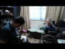 Помогаю Костяну в подготовке к отборочному туру на Высоцкий-фест(3-я сцена на Нашествии)