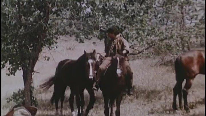 Охотники в прериях Мексики 1988 Вестерн