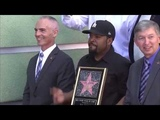 Ice Cube receives Hollywood Walk of Fame star