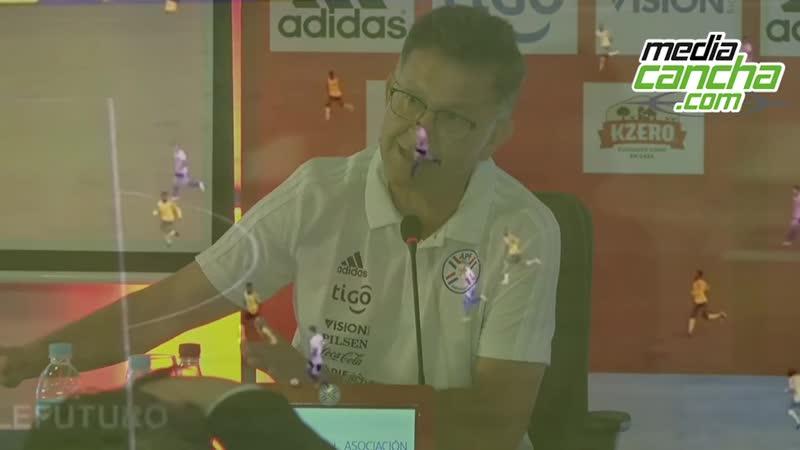 Juan Carlos Osorio debuta con empate ante Sudafrica