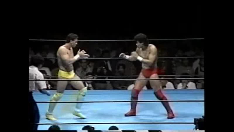 Ken Shamrock vs. Ryushi Yanagisawa [Pancrase-Pancrash! 3]