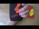 Термо чехол, чехол хамелеон, чехол который меняет цвет, чехол на айфон, Thermio чехол для iPhone