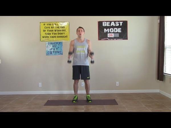 7-минутная домашняя тренировка бицепсов. 7 Min Home Bicep Workouts - HASfit Home Biceps Workout - Bicep Exercises - Biceps Workouts