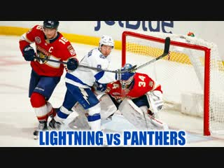 Dave Mishkin calls Lightning highlights from comeback win over Panthers