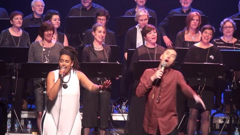 Ain't No Mountain High Enough reprise Jubile feat Chantal Kashala Stef 'Gustaph' Caers