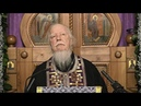 Протоиерей Димитрий Смирнов. Проповедь о святости великой грешницы