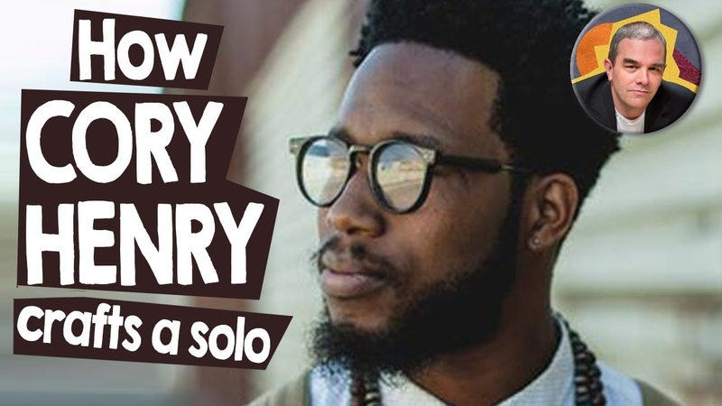 How CORY HENRY Crafts a SOLO (Snarky Puppy LINGUS)