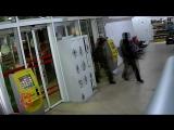 Нападение на АЗС под Дивногорском