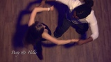 Pasty &amp Hilde dancing from Above, Brazilian &amp Contemporary Zouk from Heaven