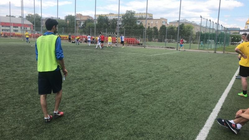 Live: Балашихинская Мини-Футбольная Любительская Лига