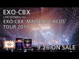 "EXO-CBX ⁄ JAPAN 1st LIVE DVD&Blu-ray「EXO-CBX ""MAGICAL CIRCUS"" TOUR 2018」SPOT(30秒Ver)"