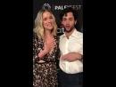 Элизабет и Пенн на PaleyFest 2018 09 09
