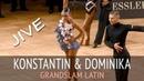 Konstantin Gorodilov & Dominika Bergmannova | Джайв | GOC2018 GrandSlam LATIN - 5тур