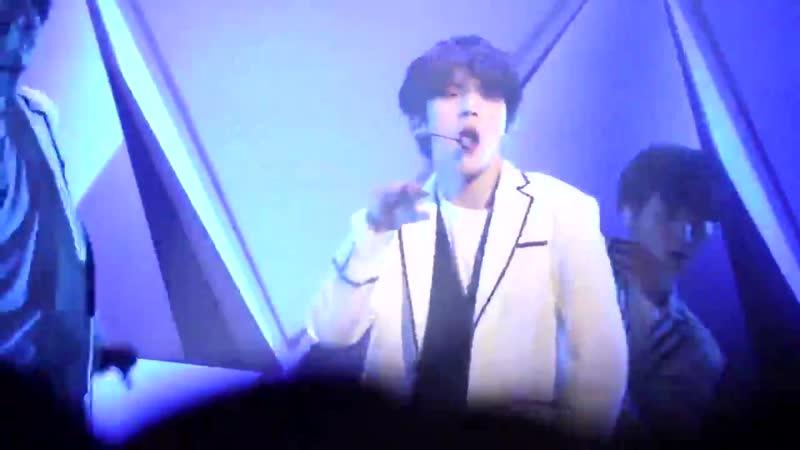 [VK][190427] MONSTA X fancam - Livin It Up (Minhyuk focus) @ Japan Fan-Con PICNIC in Yokohama