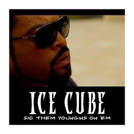 Ice Cube альбом Sic Them Youngins On 'Em