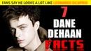 Dane DeHaan Facts   VALERIAN movie actor