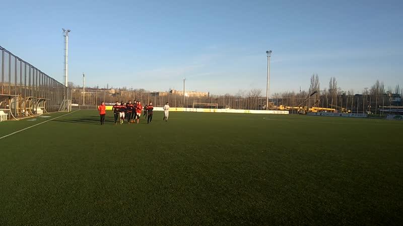 Оплот Донбасса М приступил к подготовке ко второму кругу первенства ДНР по футболу