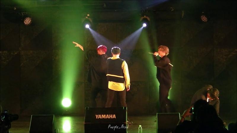 B.I.G(비아이지)_Springday(봄날)_BTS(방탄소년단) _Cover _181014_일본공연2부