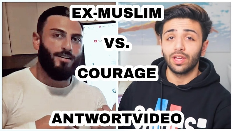 EX-MUSLIM Vs Courage