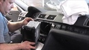 VW Passat Dashboard replacement Замена приборной панели