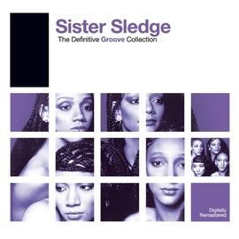 Sister Sledge альбом Definitive Groove: Sister Sledge