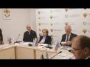 Посещение Министром В.И.Скворцовой Протонного центра IBA в г.Димитровград 05 03 2018