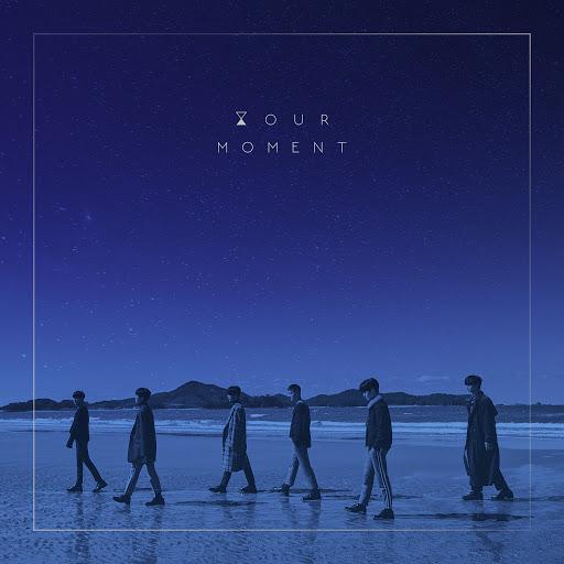 BtoB альбом HOUR MOMENT