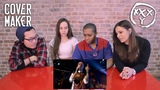 Иностранцы слушают русскую музыку Oxxxymiron Где Нас Нет (Американский cover)