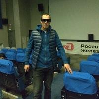 Анкета Виктор Тарбеев