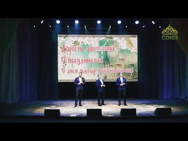 Праздничный концерт арт группы LARGO посвященный дню жен мироносиц