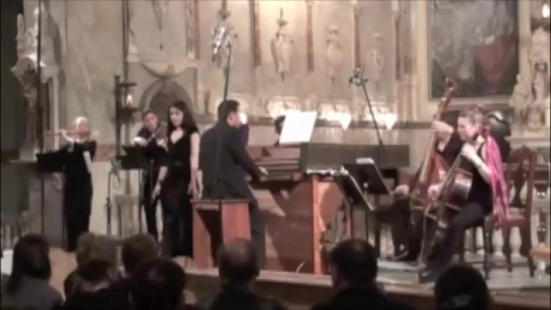 82 J. S. Bach - Ich habe genug, BWV 82 - Hana Blazikova - Ensemble Masques