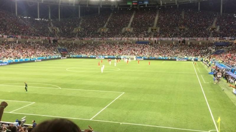 Тунис 🇹🇳 - Англия - 1:2 ... ЧМ218