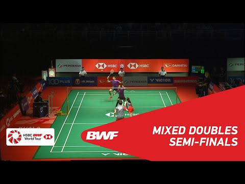 SF | XD | WATANABEHIGASHINO (JPN) [1] vs CHANGOH (MAS) [3] | BWF 2019