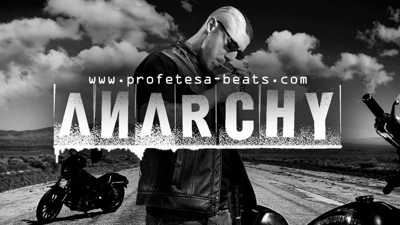 Rock Rap Beat Instrumental ''ANARCHY'' (prod. Profetesa Beats ft. Stefan Guitar)