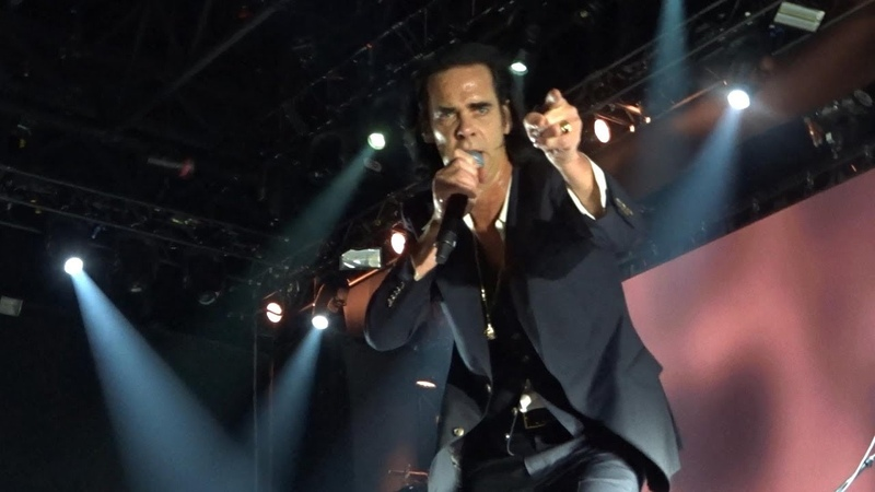 Nick Cave The Bad Seeds Live @ Adrenaline Stadium Moscow 27 07 2018 Full Show