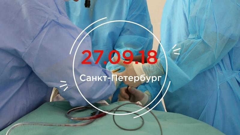 Батл двух хирургов Агапов Д.Г. против Рыбакина А.В.