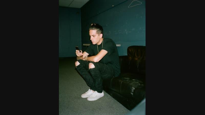 Глава 27. Последнее интервью G-Eazy