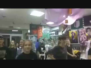 Just Dance Challenge! Хэллоуин в AZ Store