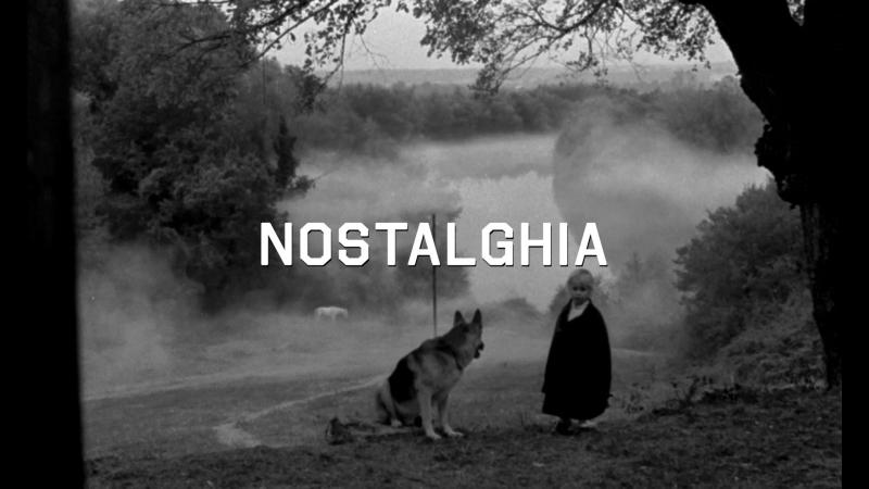 Ностальгия Андрея Тарковского в кино только 29 сентября в Екатеринбурге