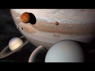 «Путешествие по планетам (3). Юпитер» (Познавательный, астрономия, исследования, 2009)