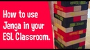 How to use Jenga in your ESL Classroom Easy ESL Games