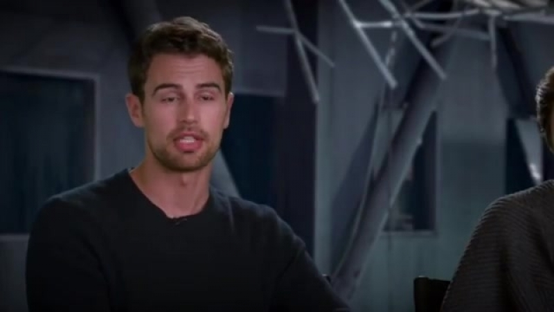 Morningstar vine ● Theo James
