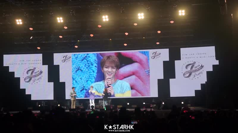 190309 金在中 김재중 KimJaejung JYJ -《2019 KIM JAE JOONG J-PARTY MINI CONCERT IN HON_Full-HD