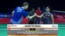 Final Kento MOMOTA vs Viktor AXELSEN Badminton Indonesia Open 2018