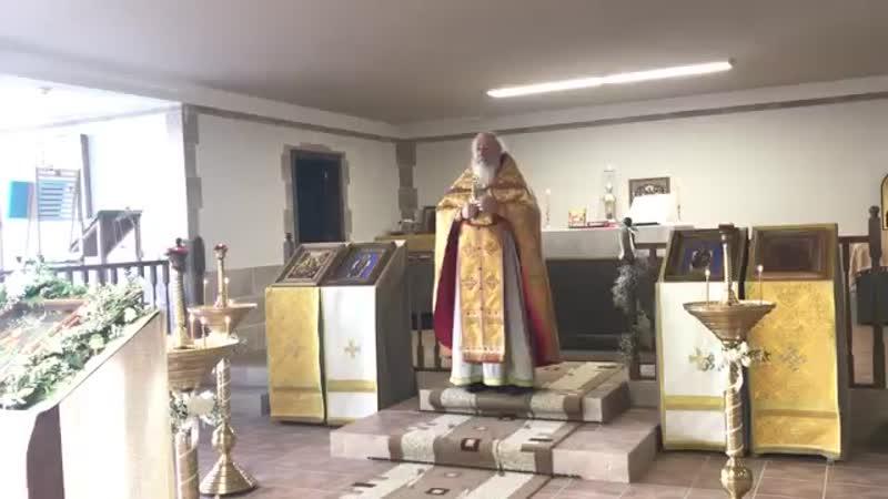 Попразднство Богоявления_20-01-2019_Проповедь вторая