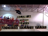Blow'n Up The Spot Modern Skatepark Independent Trucks