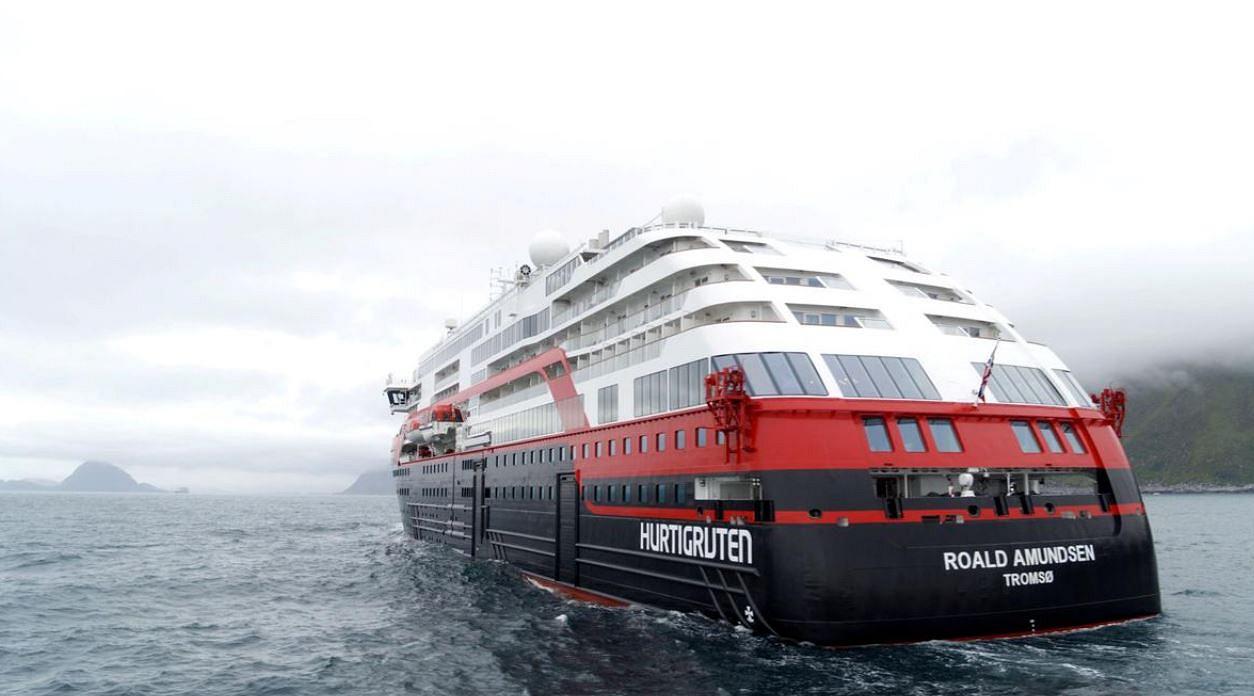 В Арктику отправляется первый круизный лайнер с гибридным двигателем