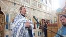 Иерей Дмитрий Селивановский - Проповедь после Отче наш на Благовещение